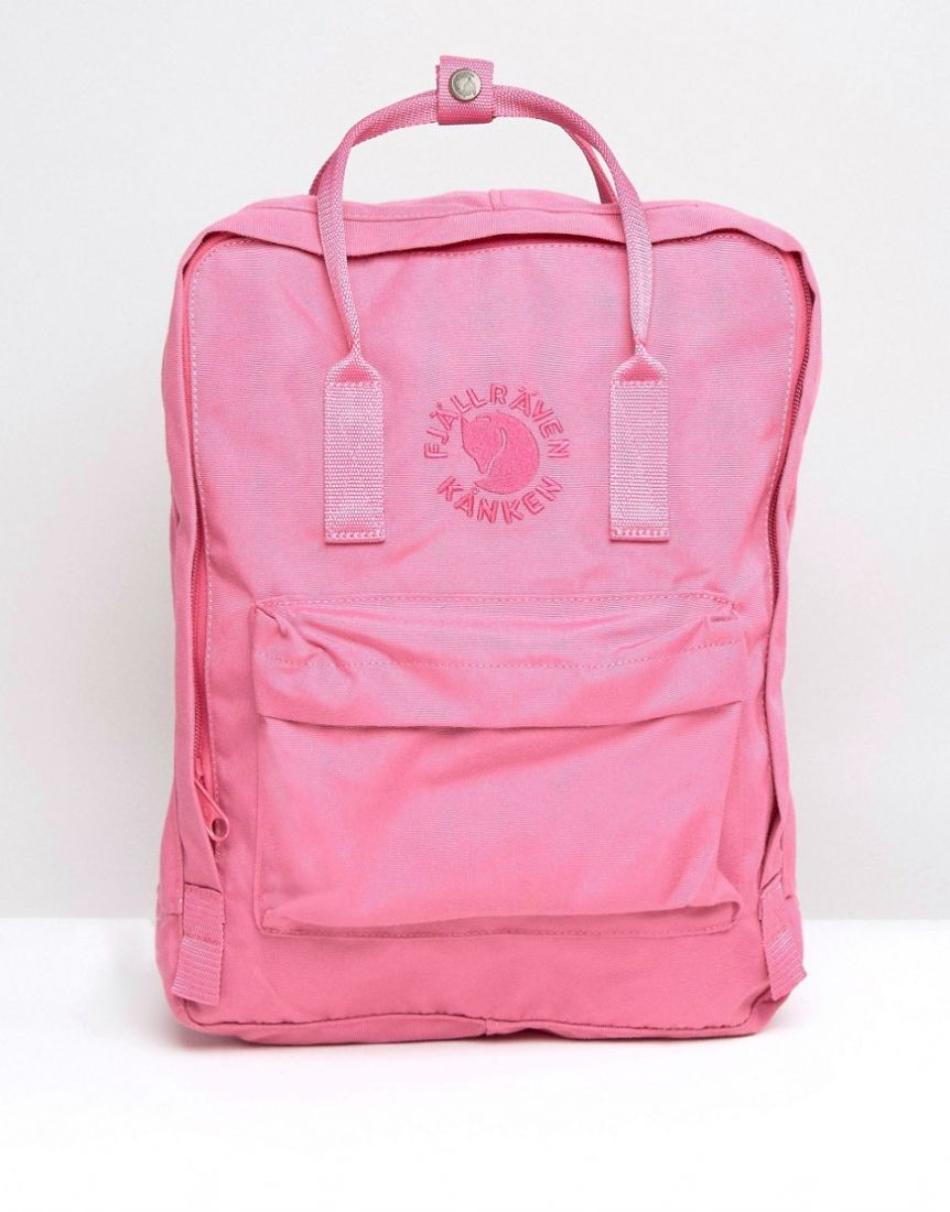 Рюкзак Fjallraven Re-Kanken Pink