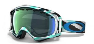 Oakley Crowbar Tech Stripe Mint