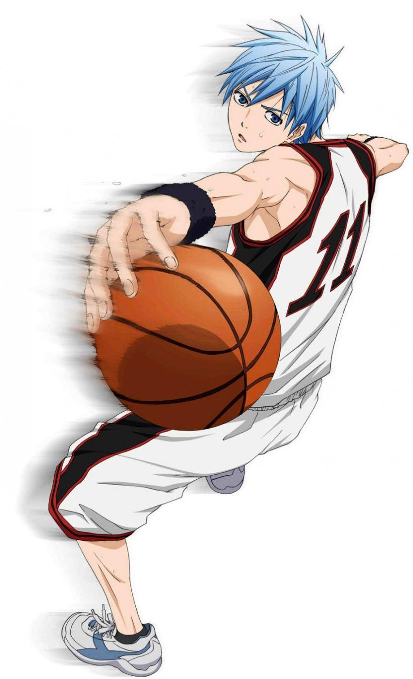 Баскетбольная форма Kuroko Tetsuya