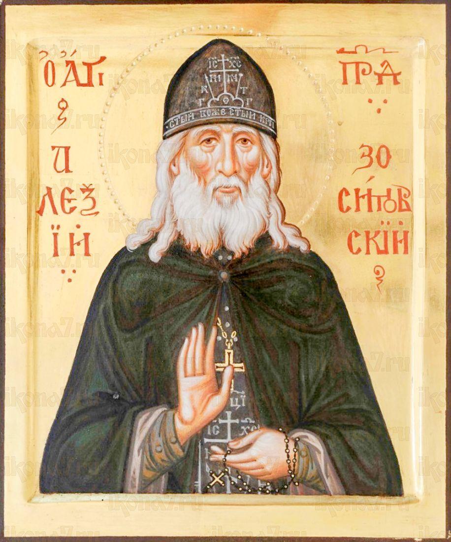 Икона Алексий Зосимовский