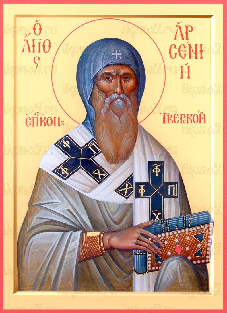 Икона Арсений Суздальский