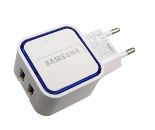 Вилка USB Орбита PE-TA200A (2400mA,5V)