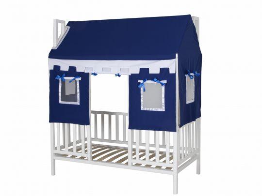 Детская кровать Домовёнок-1