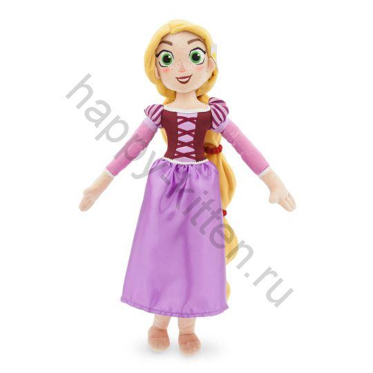 Мягкая игрушка кукла Рапунцель