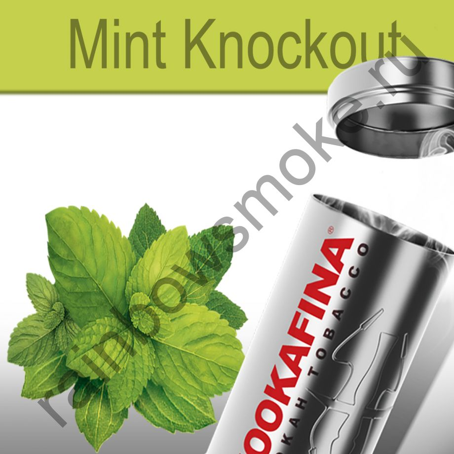 Hookafina Gold 250 гр - Mint Knockout (Мятный Нокаут)