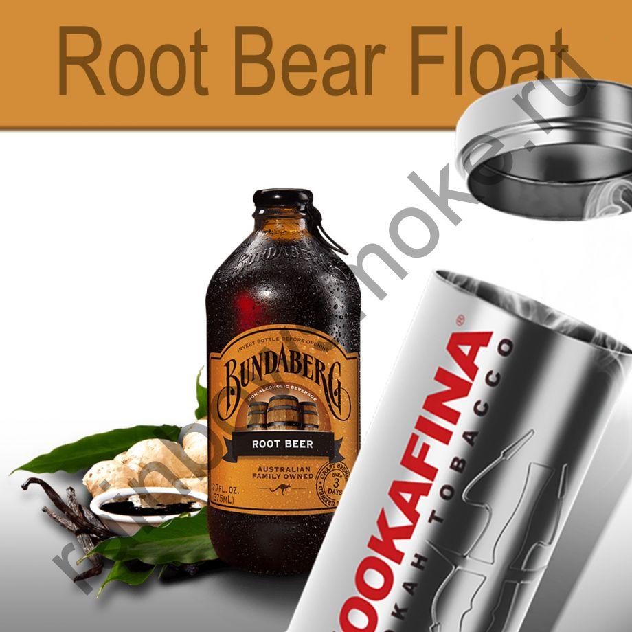 Hookafina Gold 250 гр - Root Bear Float (Коктейль из Рутбира)
