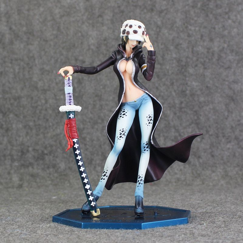 Фигурка One Piece Trafalgar Law Girl Ver.