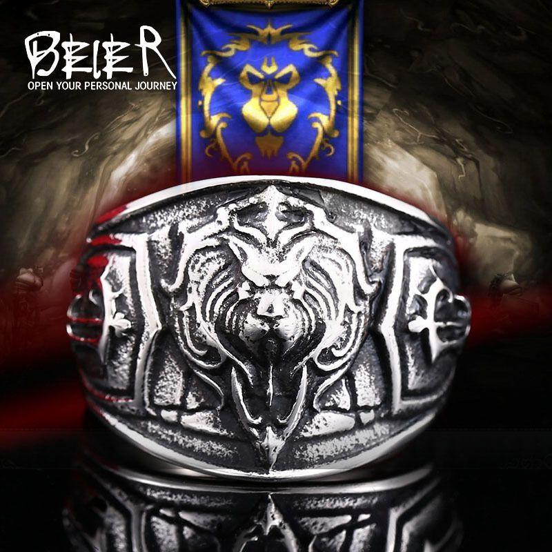 Кольцо World Of Warcraft - Альянс