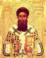Григорий Палама (копия иконы 14 века)