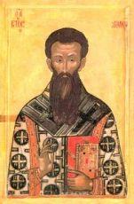 Икона Григорий Палама (копия 16 века)