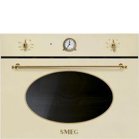 Встраиваемая микроволновая печь SMEG SF4800MP