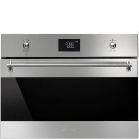 Микроволновая печь встраиваемая Smeg SF4390MX