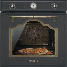 Многофункциональный духовой шкаф SMEG SFP750AOPZ