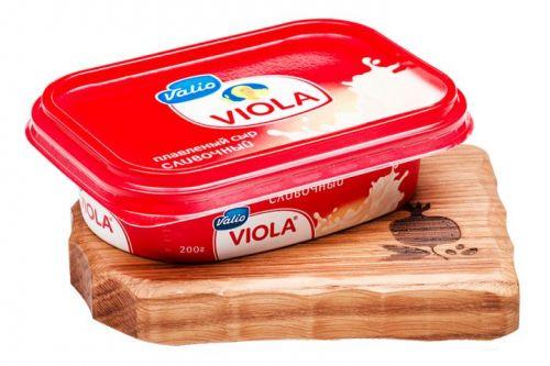 ...Виола Плавленный сыр сливочный 200гр