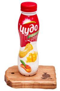 ...Чудо йогурт в ассортименте 2.4% 290 г