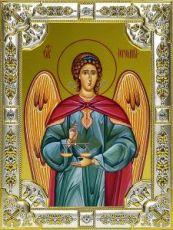 Иеремиил Архангел (18х24), серебро