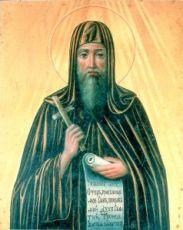 Виталий Александрийский (копия иконы 19 века)
