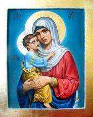 Взыскание погибших икона Божией Матери