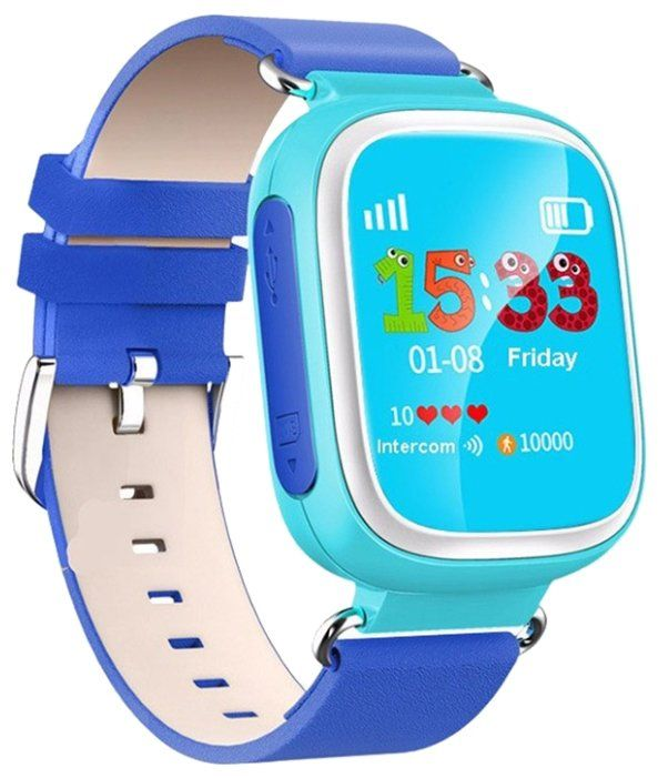 Детские часы с GPS Q58