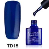 Lacomchir TD 015 гель-лак, 10 мл