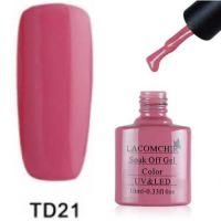 Lacomchir TD 021 гель-лак, 10 мл