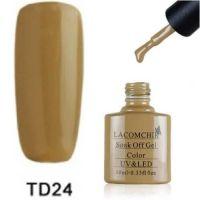 Lacomchir TD 024 гель-лак, 10 мл