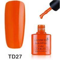 Lacomchir TD 027 гель-лак, 10 мл
