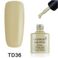 Lacomchir TD 036 гель-лак, 10 мл