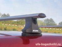 Багажник на крышу Renault Kangoo (1997-2008), Атлант, аэродинамические дуги