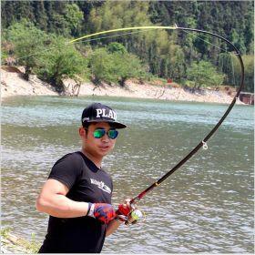 Прочная телескопическая удочка FDDL FISHING