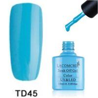 Lacomchir TD 045 гель-лак, 10 мл