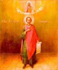 Вонифатий Тарсийский (копия старинной иконы)