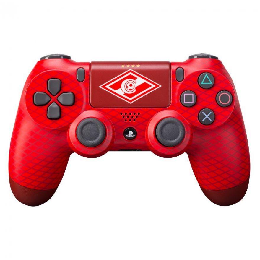 Геймпад Sony Dualshock 4 FC Spartak ''Гладиатор'' (PS4)