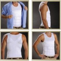 Корректирующее мужское белье Slim&Lift, белый (3)