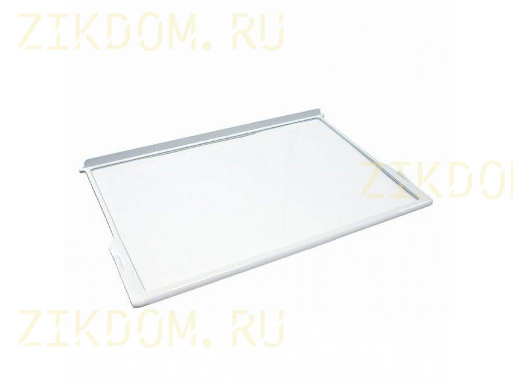 Полка для холодильника Indesit стекло C00283167