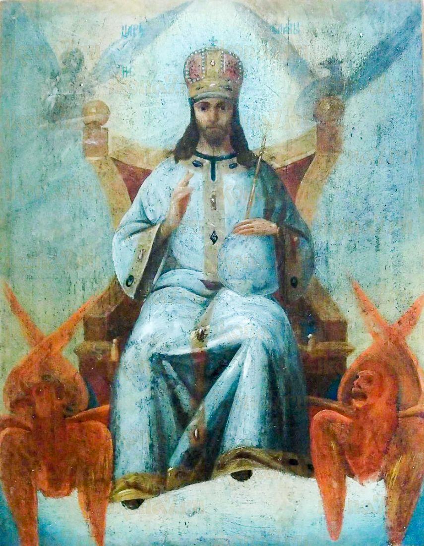 Икона Царь Царем (копия старинной)