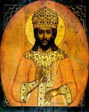 Икона Царь Царем (копия 17 века)