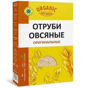 """""""Компас здоровья"""" Отруби овсяные,  200 г"""