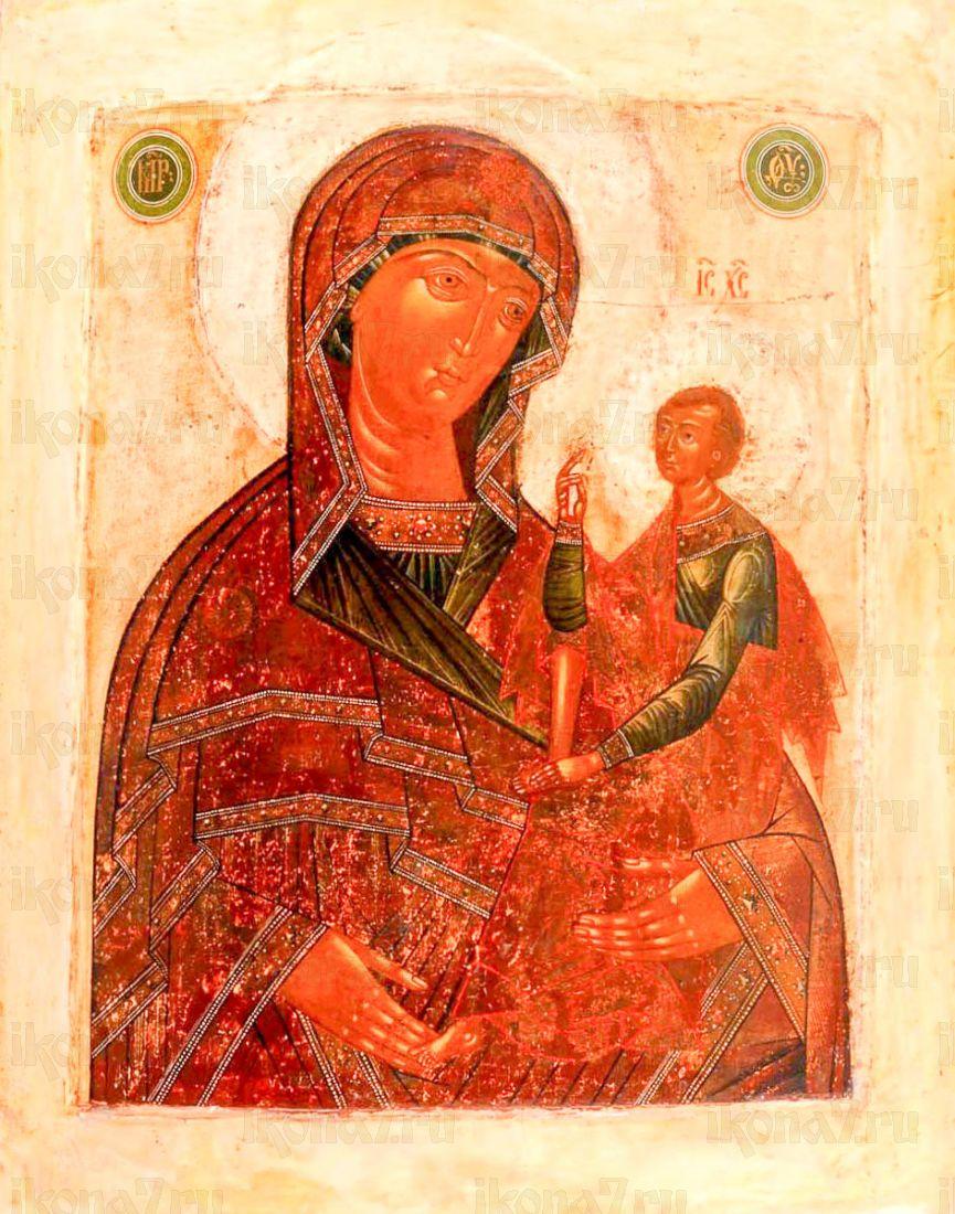 Икона Шуйская Смоленская (копия старинной)