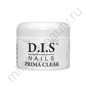 D.I.S. Гель 3-фазный PRIMA CLEAR 30 г