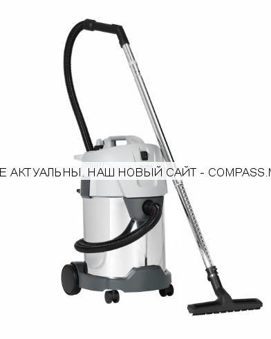 Пылесос для сухой и влажной уборки с системой очистки фильтра NILFISK VL200 30 PC INOX