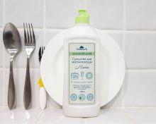 Средство для мытья посуды Мята, 400 мл