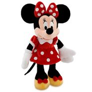 Мягкая игрушка Минни Маус Дисней 50 см в красном платье