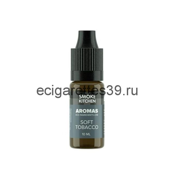 Ароматизатор SmokeKitchen Aromas Soft Tobacco (Мягкий табак)