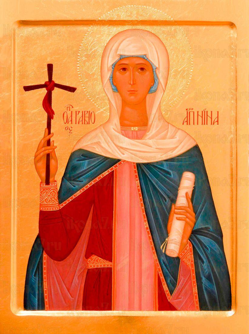Икона Нина, равноапостольная