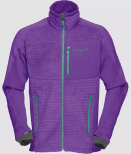 Norrona Lofoten warm2 High Loft ULTRAVIOLET