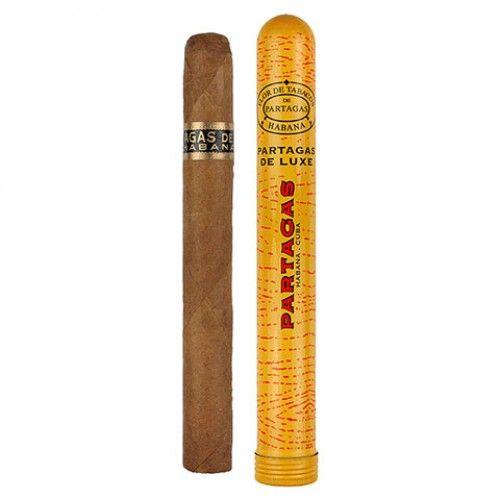 Кубинские сигары Партагас Де Люкс (10) Т/А