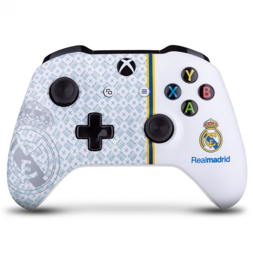 Геймпад Microsoft Xbox One Wireless Controller FC Real 1902