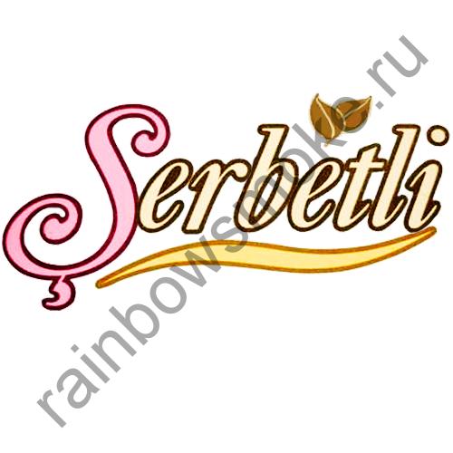 Serbetli 1 кг - Strawberry Milkshake (Клубнично-молочный коктейль)