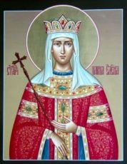 Елена, царица (икона на дереве)